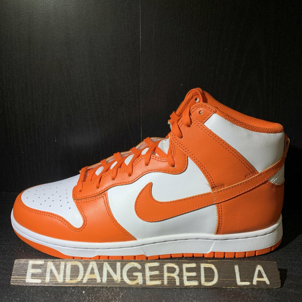 Nike Dunk High Syracuse 21' Sz 11.5 (#18100)