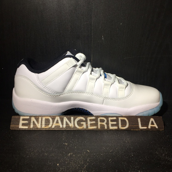 Air Jordan 11 Low Legend Blue Sz 6.5 (#18254)