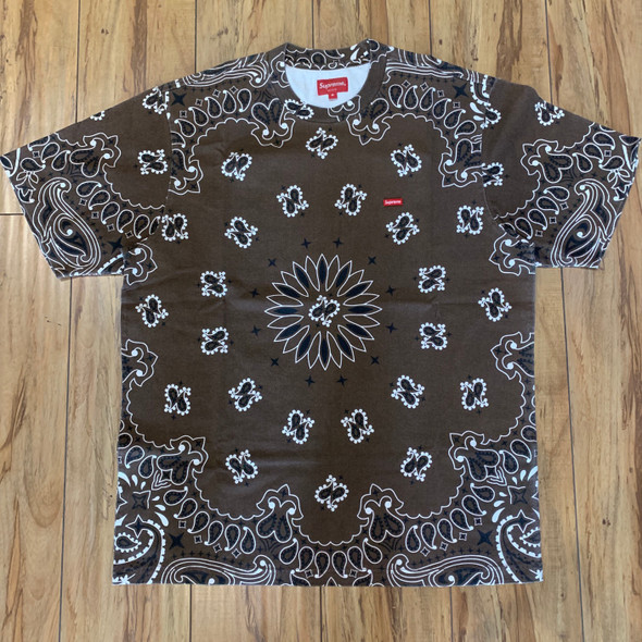 Supreme Small Box Tee S/S 21'  Sz M