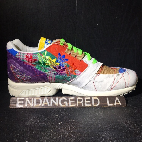 Adidas ZX 8000 Sean Wotherspoon Superearth Sz 9.5 (#18304))
