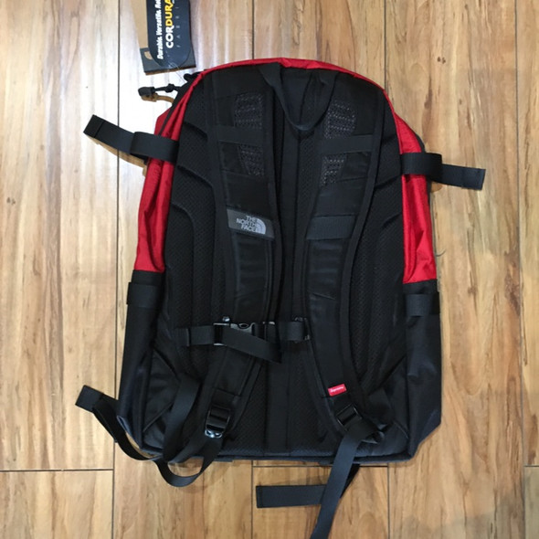Supreme Backpack TNF S Logo Expedition Red F/W 20' (#7273)
