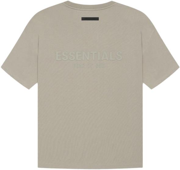 ESSENTIALS Shirt Moss/Goat Sz L (#7358)