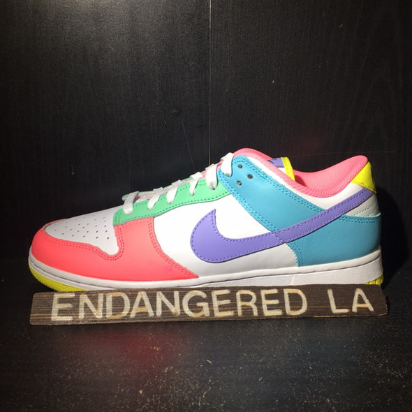 Nike Dunk Low Easter Candy Sz 8.5(M) (#19083)