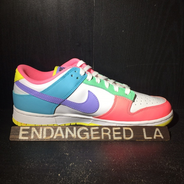 Nike Dunk Low Easter Candy Sz 9.5(M) (#19084)