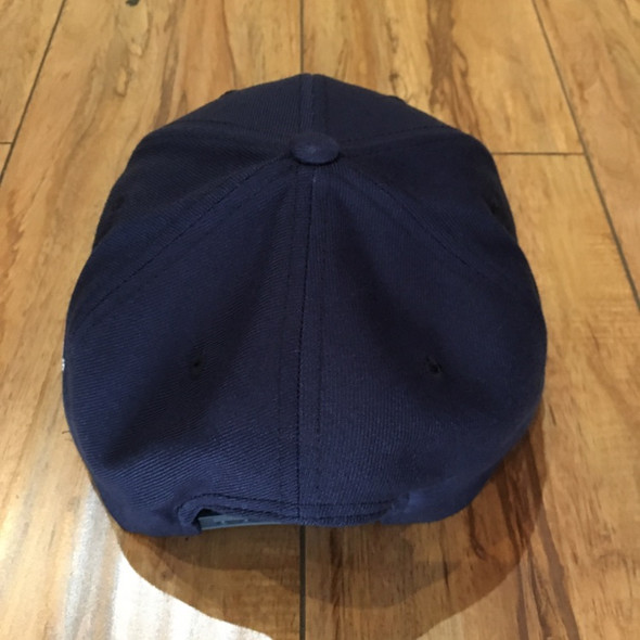 From The Ground Up LA Navy Blue Snap Back