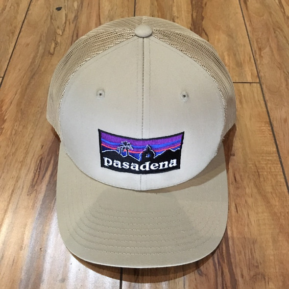 From The Ground Up Pasadena Tan Trucker