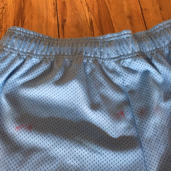 EE Mesh Shorts Blue Red/Yellow Sz XXL (#7650)