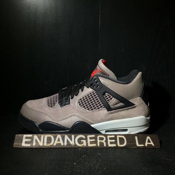 Air Jordan 4 Taupe Haze Sz 4.5 (#20356)