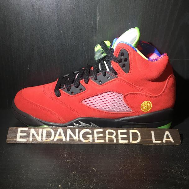 Air Jordan 5 What The Sz 6