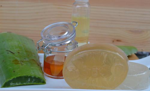 Pure Honey Aloe Vera