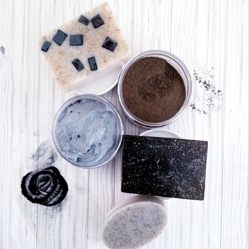Activated Charcoal from Coconut Shell
