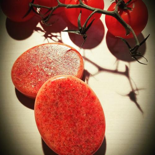 Tomato Powder Facial Soap