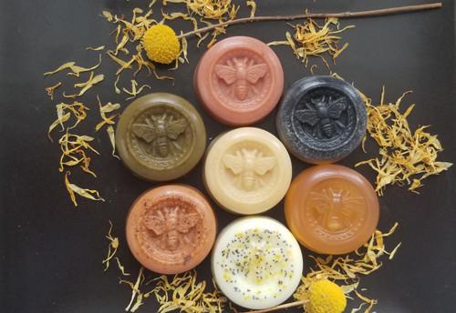 Organic Facial Soaps