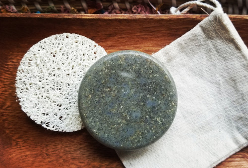 Sea Clay or French Clay Face Soap