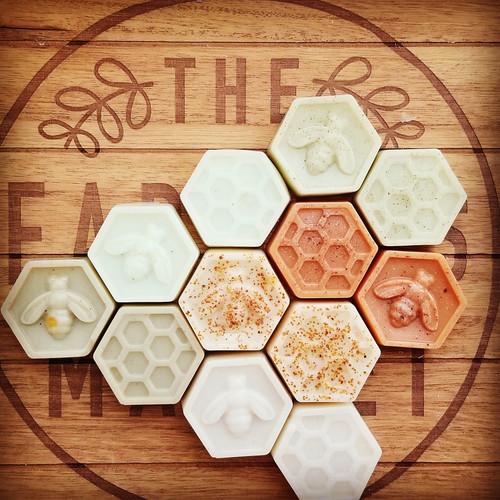 Mini Botanical Organic Face Soaps