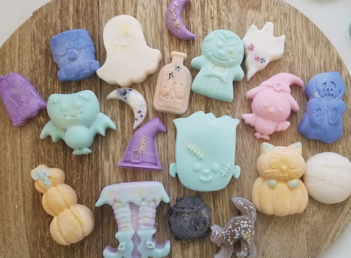 Spooky Scents Soy Wax Melts