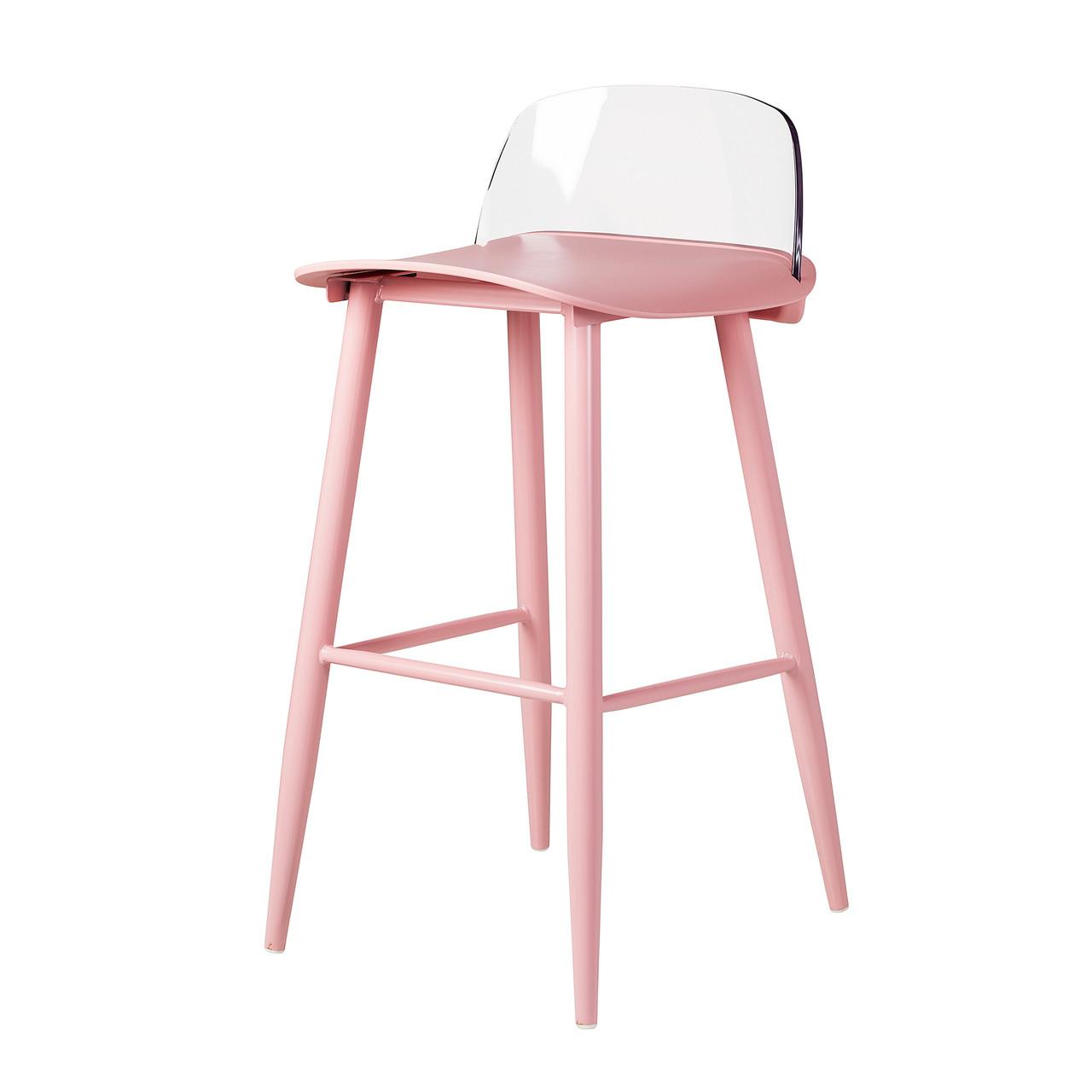 buy online b6af4 06c8b Nerd Replica Bar Stool in Pink