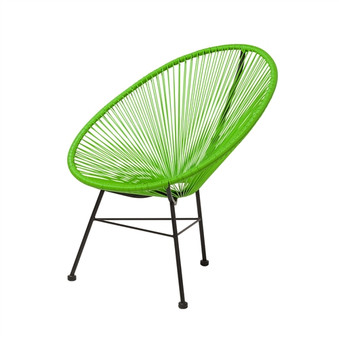 Acapulco Lounge Chair in Green