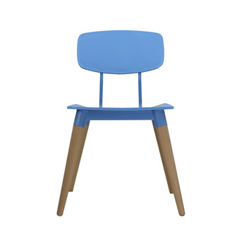 Copine Inspired Sean Dix Chair in Blue
