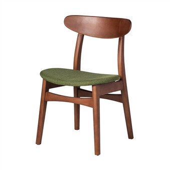 Ester Side Chair in Green