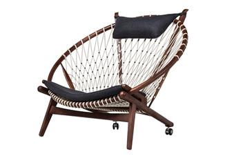 Hans Wegner Style Circle Chair