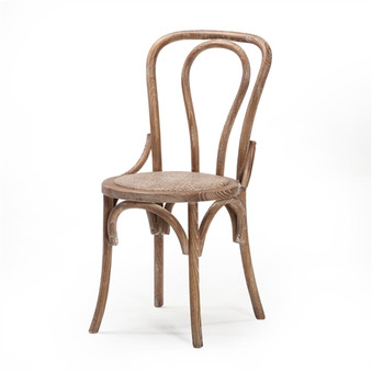 No. 18 Bentwood Cafe Chair - Distressed