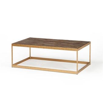 Farrah Reclaimed Elm Coffee Table