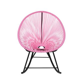 Acapulco Rocking Chair - Pink