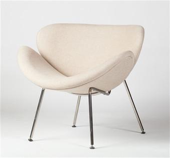 Paulin Slice Chair Beige