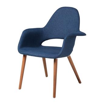 Organic Chair Reproduction - Blue