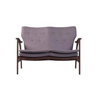 Finn Juhl Model 1 Love Seat