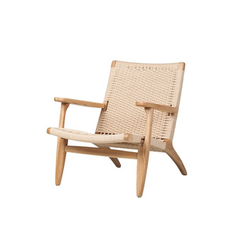 Papercord Easy Chair, Natural