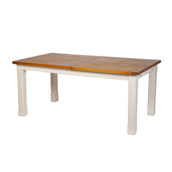 Sullivan Reclaimed Pine Extension Dining Table