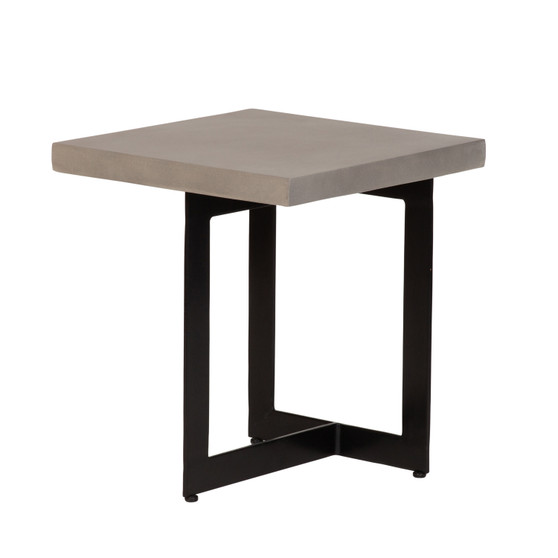 Kipling Concrete End Table