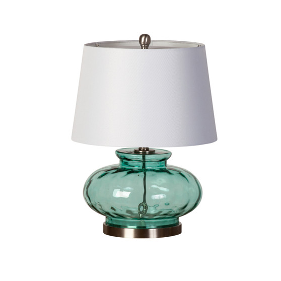 Sea Glass Table Lamp