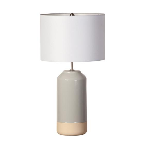 Dip Glazed Table Lamp