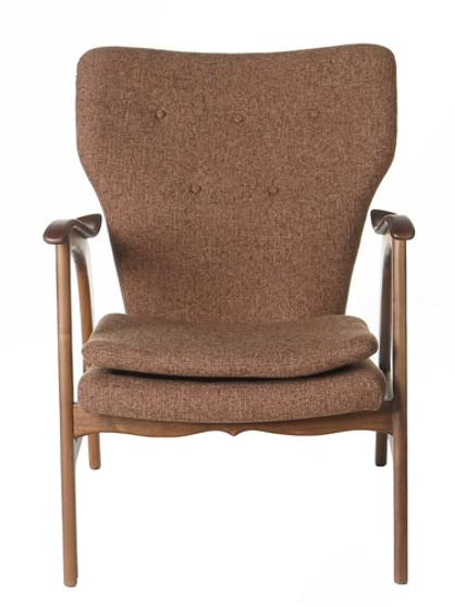 Hans Wegner Style Model 3 Chair