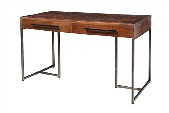 Herringbone Inlay Writing Desk