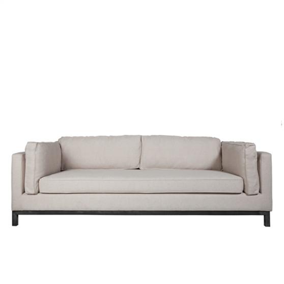 Lexington Sofa in Natural White