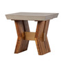 Brentwood Concrete End Table