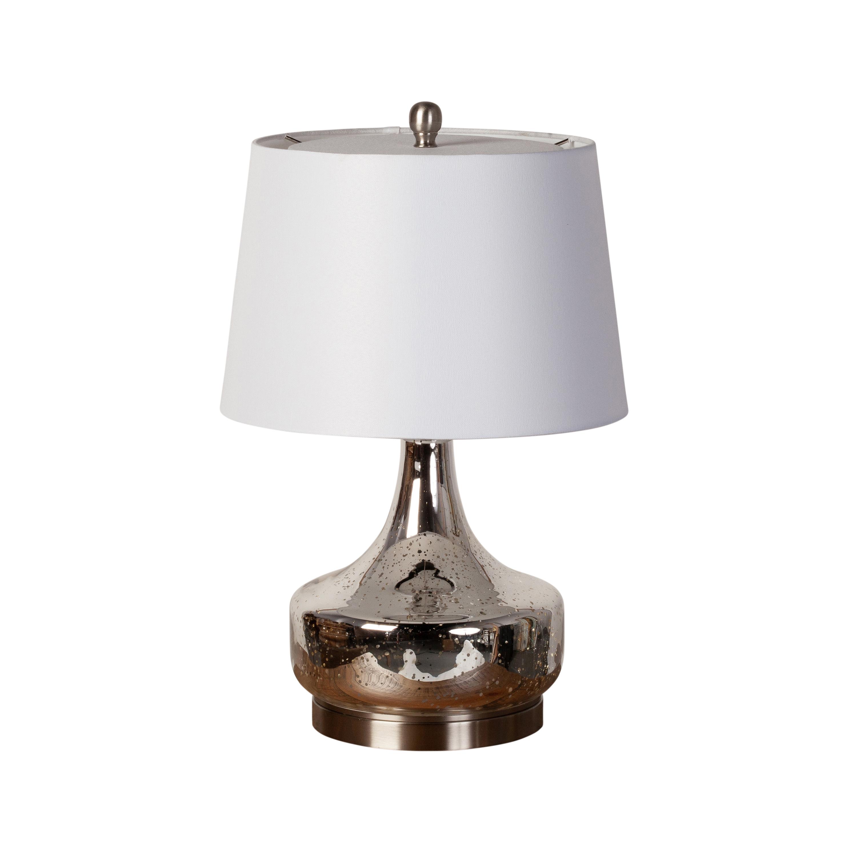 Mercury Glass Table Lamp Design Tree Home