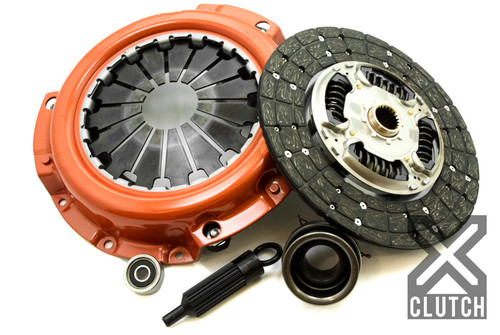 HEAVY DUTY X Clutch Kit for HZJ79 LANDCRUISER KTY28013