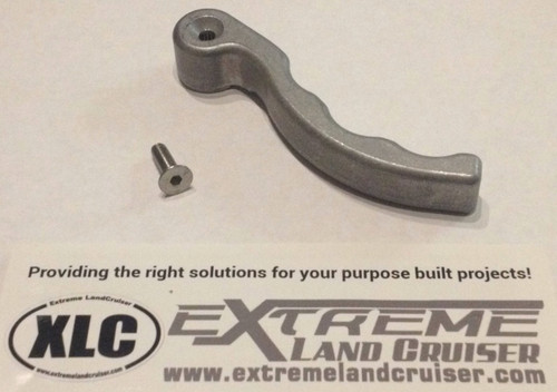 XLC Grenade Billet Rear Tailgate handle by Extreme Landcruiser 60 80 100