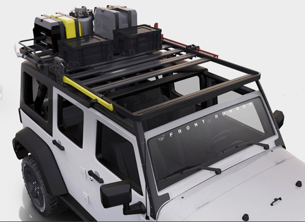 Jeep JL Roof rack - Great for Roof Top Tent and Cargo