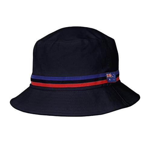 DAH685 HBC Bucket Contrast Band Hat