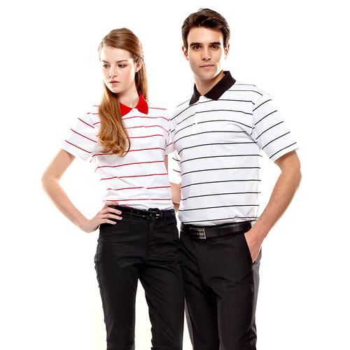 ST1021 Stripes Polos