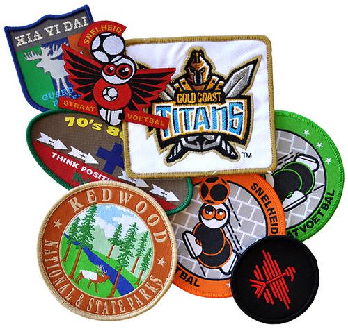 Y005 Badges