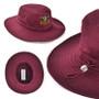 AH708 Polyviscose School Hat