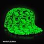 AH156 Glow Snapbacks Cap