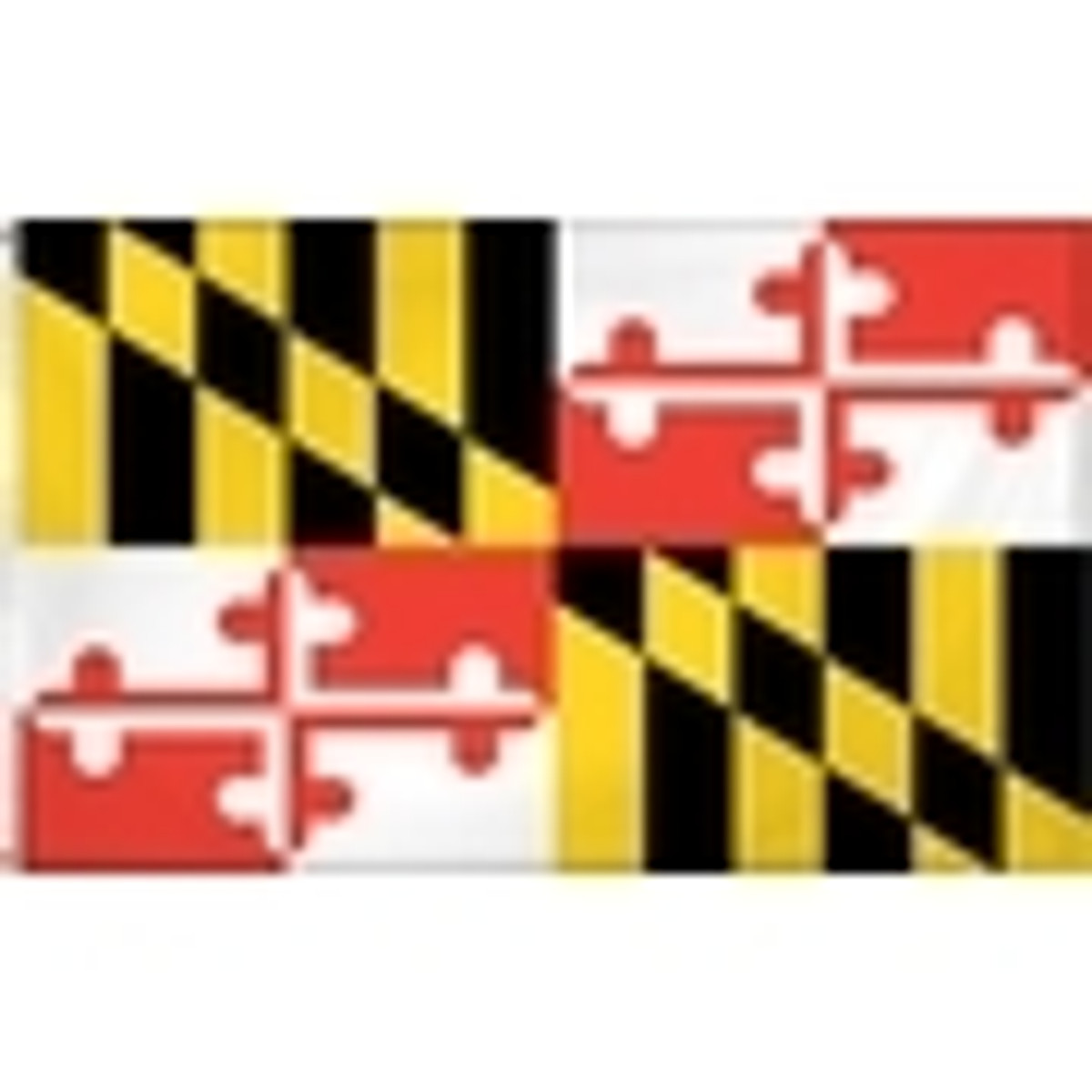 Maryland Polyester Flags